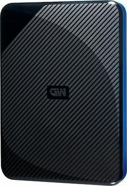 WD 2TB Gaming Drive Works with Playstation 4 Portable External Hard Drive