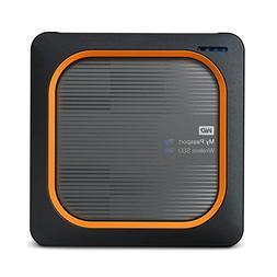 WD 1TB My Passport Wireless SSD External Portable Drive - Wi